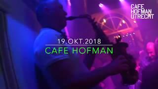 Mr. SaxSupreme & Dj Pepe-M (cafe Hofman Utrecht)