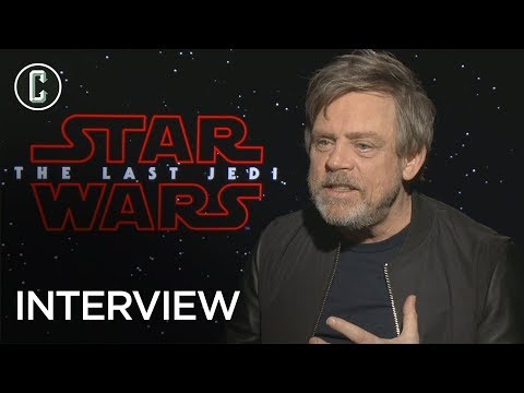 Mark Hamill on How 'The Last Jedi' Is No Longer Luke's Story