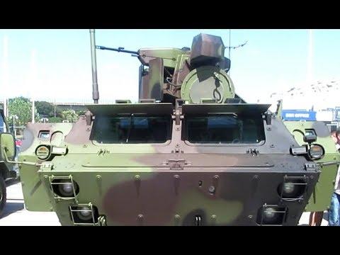 Višenamensko borbeno-izviđačko vozilo BOV M11 - Combat Vehicle Reconnaissance Wheeled BOV M11