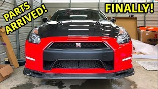 Download Rebuilding A Wrecked 2013 Nissan GTR Part 3 Mp3 and Videos