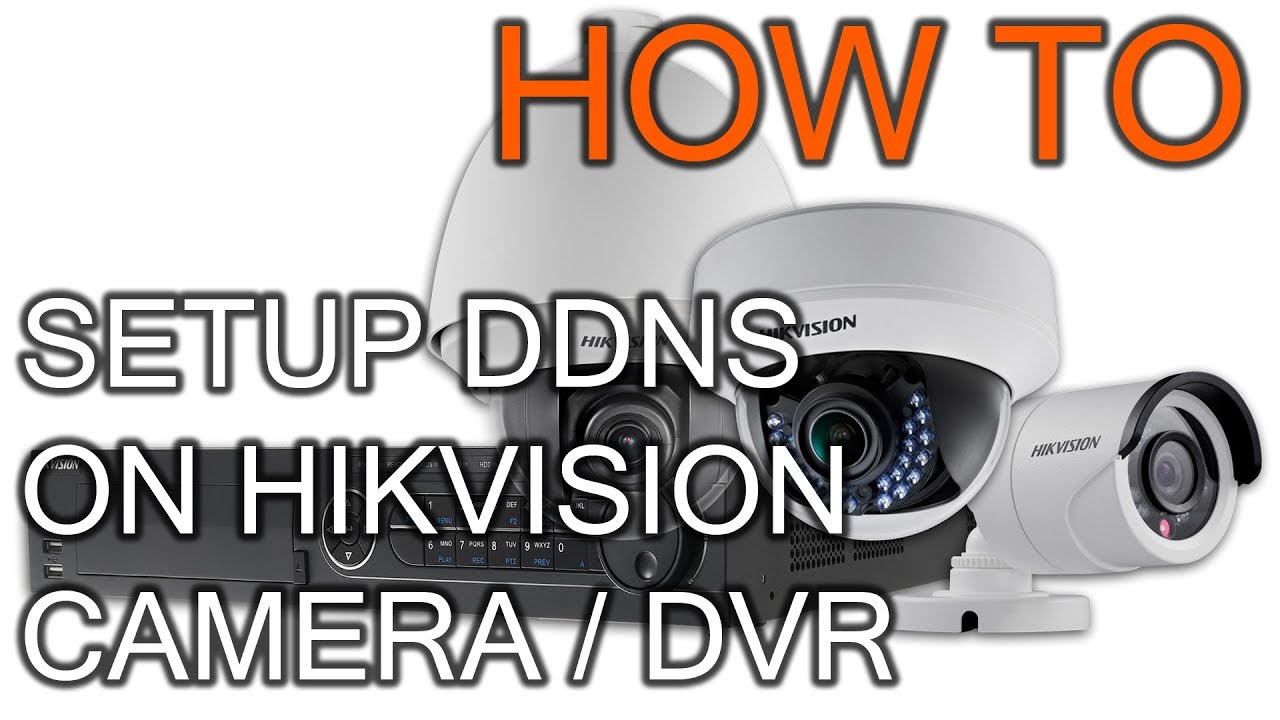 How to Setup Hikvision DDNS for remote access (With Hi DDNS (NO LONGER  AVAILABLE)
