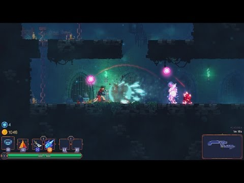 Dead Cells: Unfinished 05/17/2017