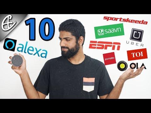 Echo Dot (Alexa in India) - 10 Practical Uses | 20+ Commmands