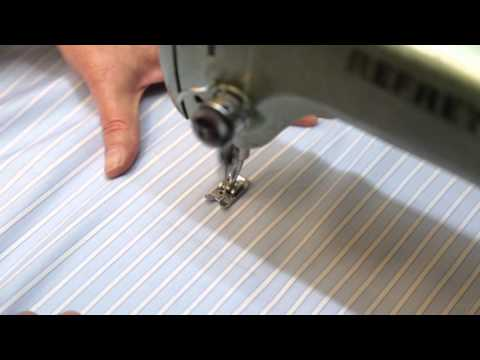 Santamaria Shirt Makers - Craftsmanship