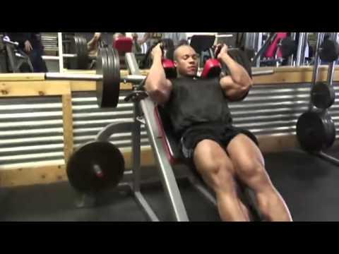 Bodybuilding -Phil Heath- The Gift- DvD-1