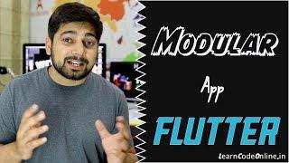 Modular app in #flutter