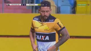 Atletico Goianiense X Criciuma