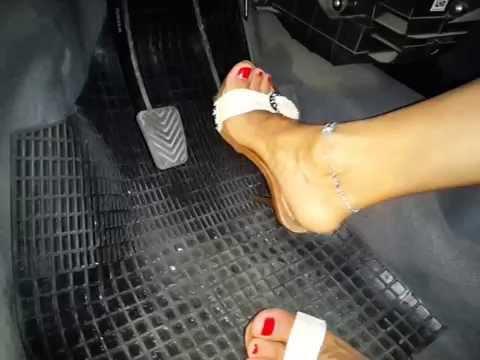 car cranking in high heels 3
