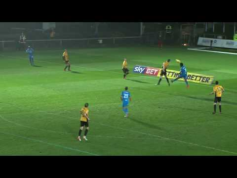 Highlights | Newport County 1-2 Barnet FC