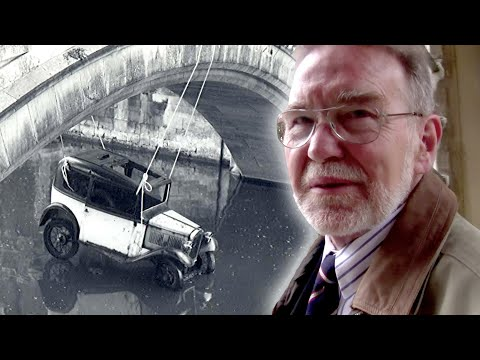 My Dad Hung a Car Under a Bridge - YouTube