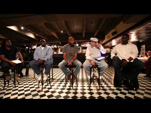 Future Boston Alliance - The 3rd Urban Male Panel