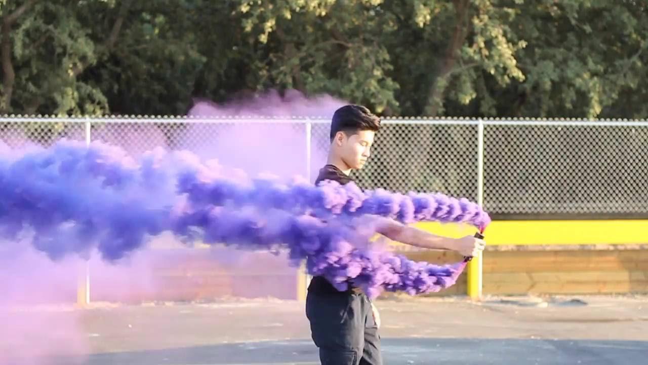 Smoke Grenade Music Video