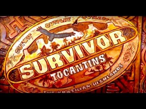 Survivor: Tocantins - Opening