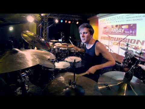 Moritz Mueller Drumsolo 2013