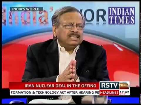 India's World   Iran Nuclear Deal In The Offing
