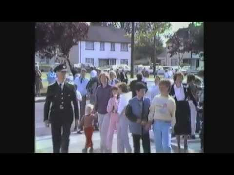 Rathkeale Fire Station Opening 1988 part 1