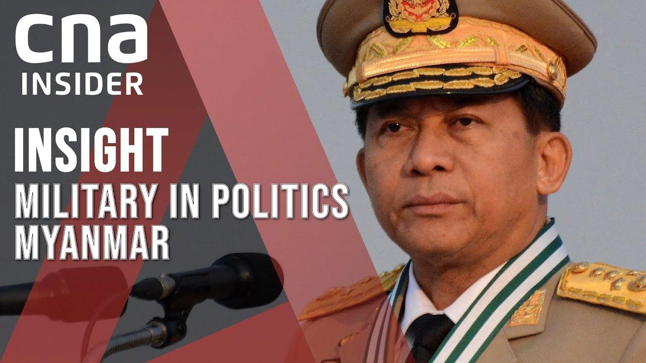 Военные в политике Мьянма  Insight  Весь эпизод