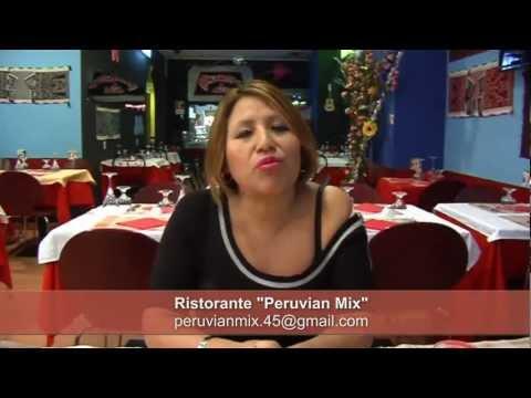 Ristorante Peruvian Mix - Milano - Reportaje Canale Latino 1.Tv