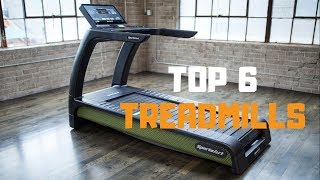 Best Treadmill in 2019 - Top 6 Treadmills Review
