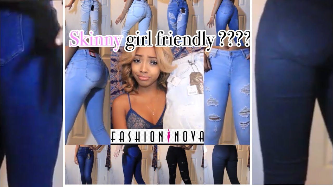 shop best sellers crazy price pretty nice FASHION NOVA HAUL; IS IT SKINNY GIRL FRIENDLY?(JEANS EDITION )