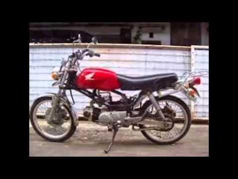 Video Modifikasi Motor Honda Win Youtube