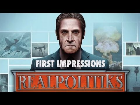 Realpolitiks iOS First Impressions