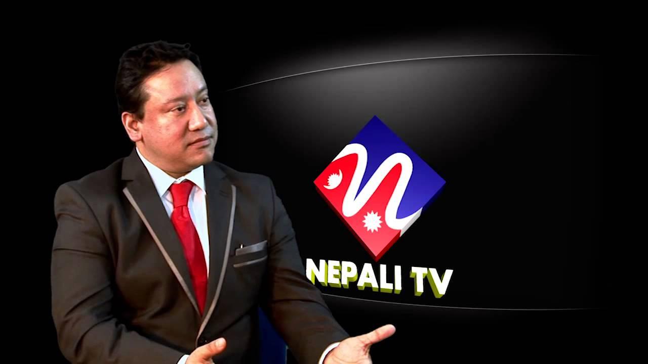 dr kabitaram shrestha on gossip with manish talk show nepali tv europe hd
