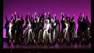登美丘高校ダンス部 「This Is Me/グレイテストショーマン.」2019.2.2 中央公会堂イベント(2)  Tomioka Dance Club