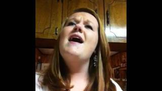 """Bring me Down"" by Miranda Lambert COVER acapella"