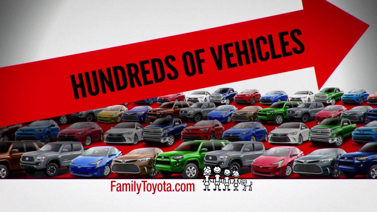 Toyota Dealerships Dfw >> Toyota Dealer In Arlington Tx Serving Dallas Fort Worth Family