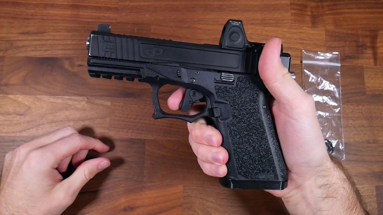 Killer Innovations Velocity Compensator for Glock 9mm