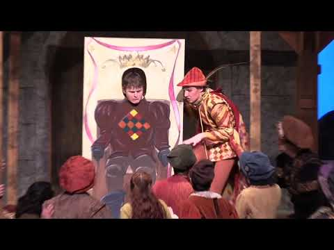 Clopin (Highlights) From The Hunchback Of Notre Dame | Cam Pederson