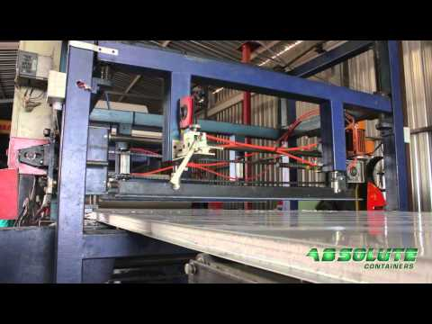 Sandwich Panels- How they are made