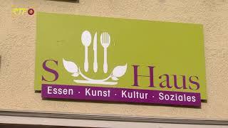 5.500 Euro -  Spendenparlament fördert S-Haus