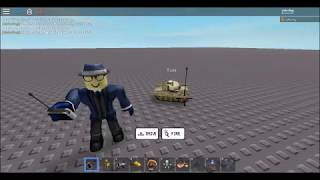 ROBLOX rc tank gear, why its broken. scripting outdated