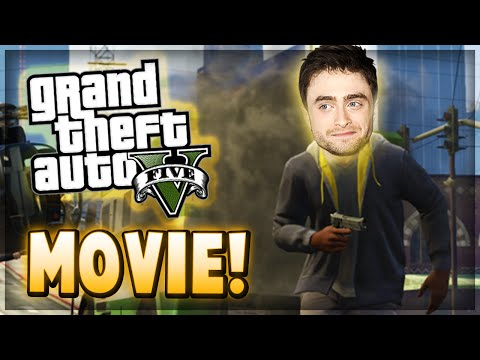 The Gamechangers - Grand Theft Auto Movie Trailer W/ Daniel Radcliffe Is Out! (GTA News)