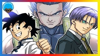 Dragon Ball Super Theory: Why Goten & Trunks NEVER AGE!