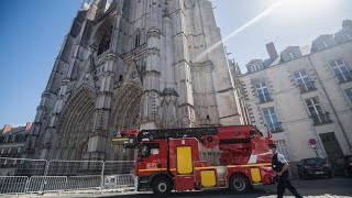 Volunteer Indicted, Admits Arson In France's Nantes Cathedral Fire