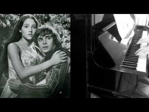 Nino Rota - A Time For Us (Romeo & Juliet) - Piano