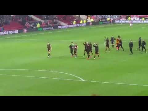 Full Time Bristol City Vs Wolves