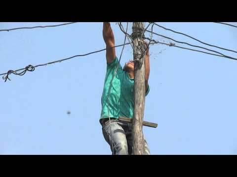 Nepal - connecting to the power grid
