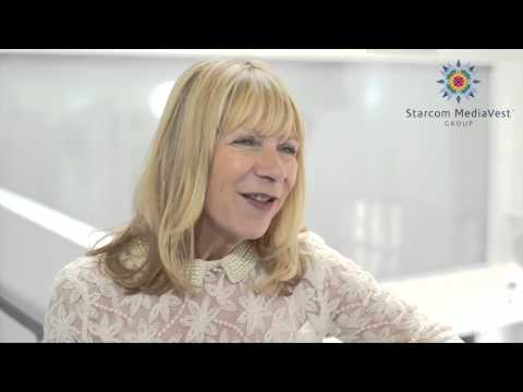 Jane Curran, Food Editor, Woman and Home speaks to SMG at Advertising Week Europe 2014