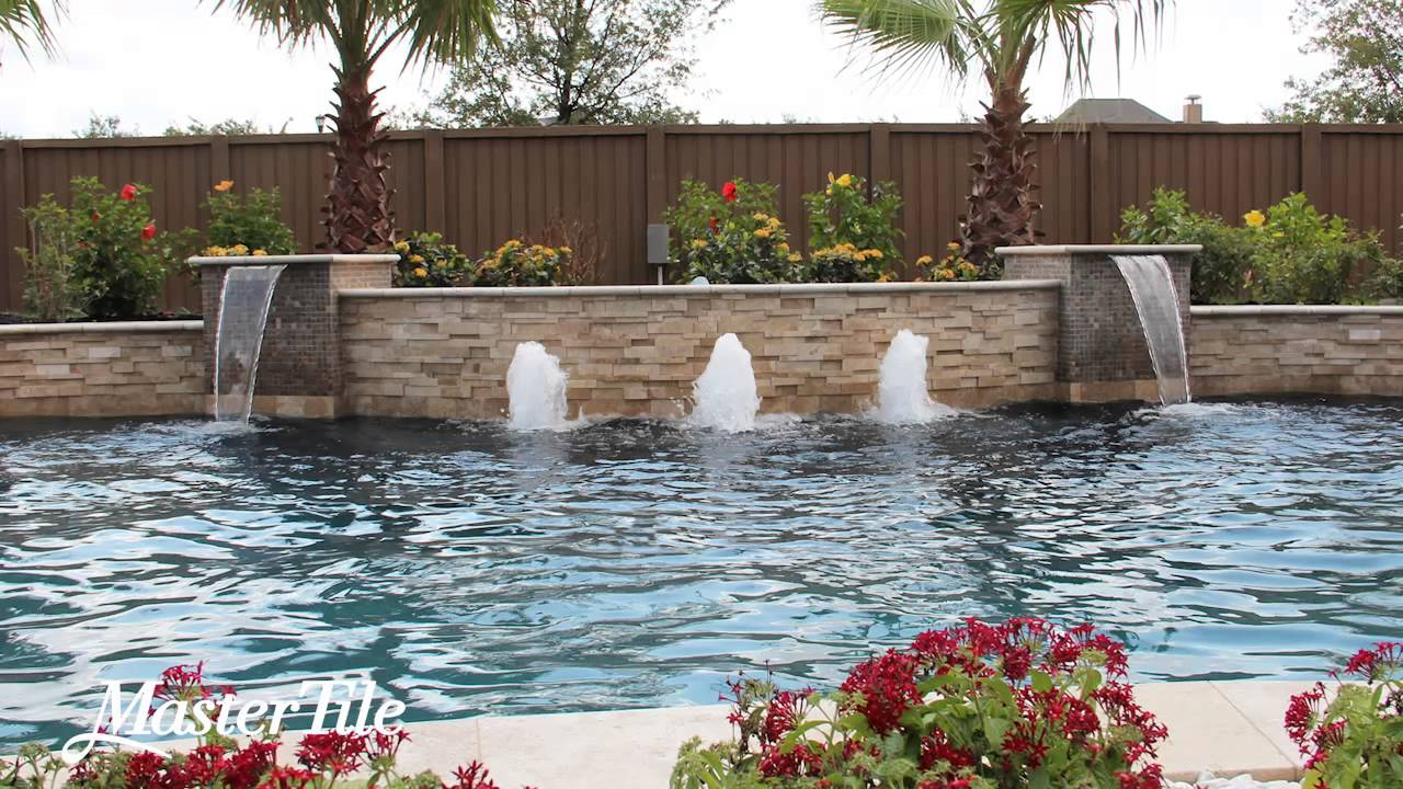 Master Tile Specializing In Pool And Spa Coping
