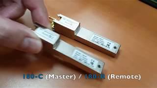 SFP Module 180-C/180-R Quick Installation