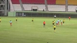 CARIBBEAN FOOTBALL UNION CFU Dominica vs Turks and Caicos