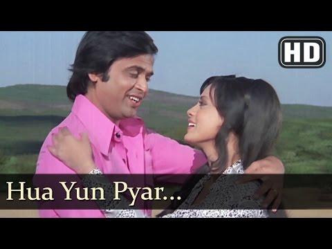Hua Yun Pyar (HD) - Jab Andhera Hota Hai Song - Vikram - Prema Narayan - Bollywood Classics