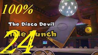 "The Disco Devil | Paper Mario the Origami King 100% Walkthrough ""24/43"" (No Commentary)"