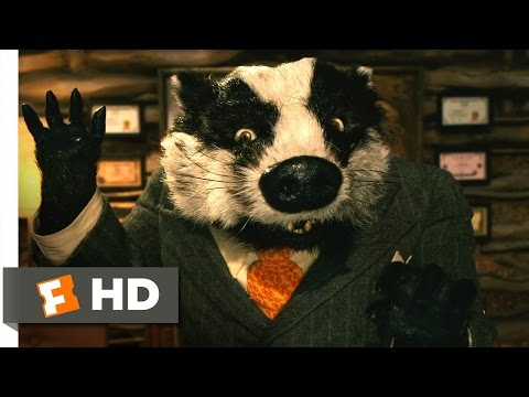 Fantastic Mr Fox 15 Movie CLIP  Boggis, Bunce and Bean 2009 HD