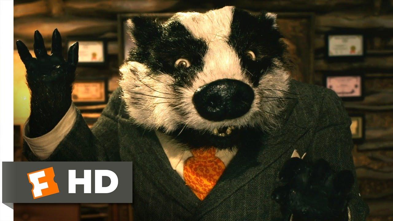 Fantastic Mr Fox 1 5 Movie Clip Boggis Bunce And Bean 2009 Hd Youtube