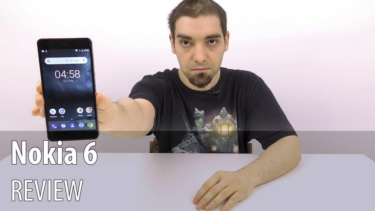 Nokia 6 Review în Limba Română (Telefon midrange cu acustică Dolby Atmos)